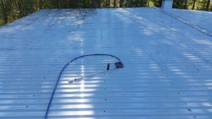 Katon pesun parantaa katon kestävyyttä