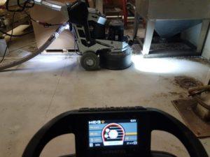 Lattian hionta, HTC Professional Floor System